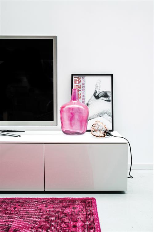 Roze karaf 10L