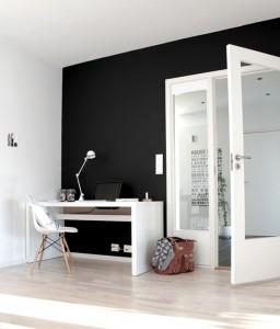 Combinatie zwart & wit