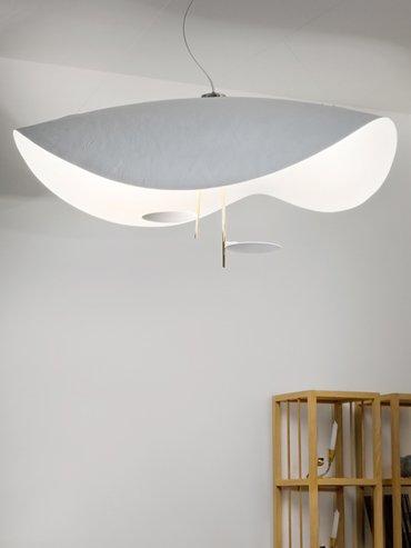 Lederam hanglamp