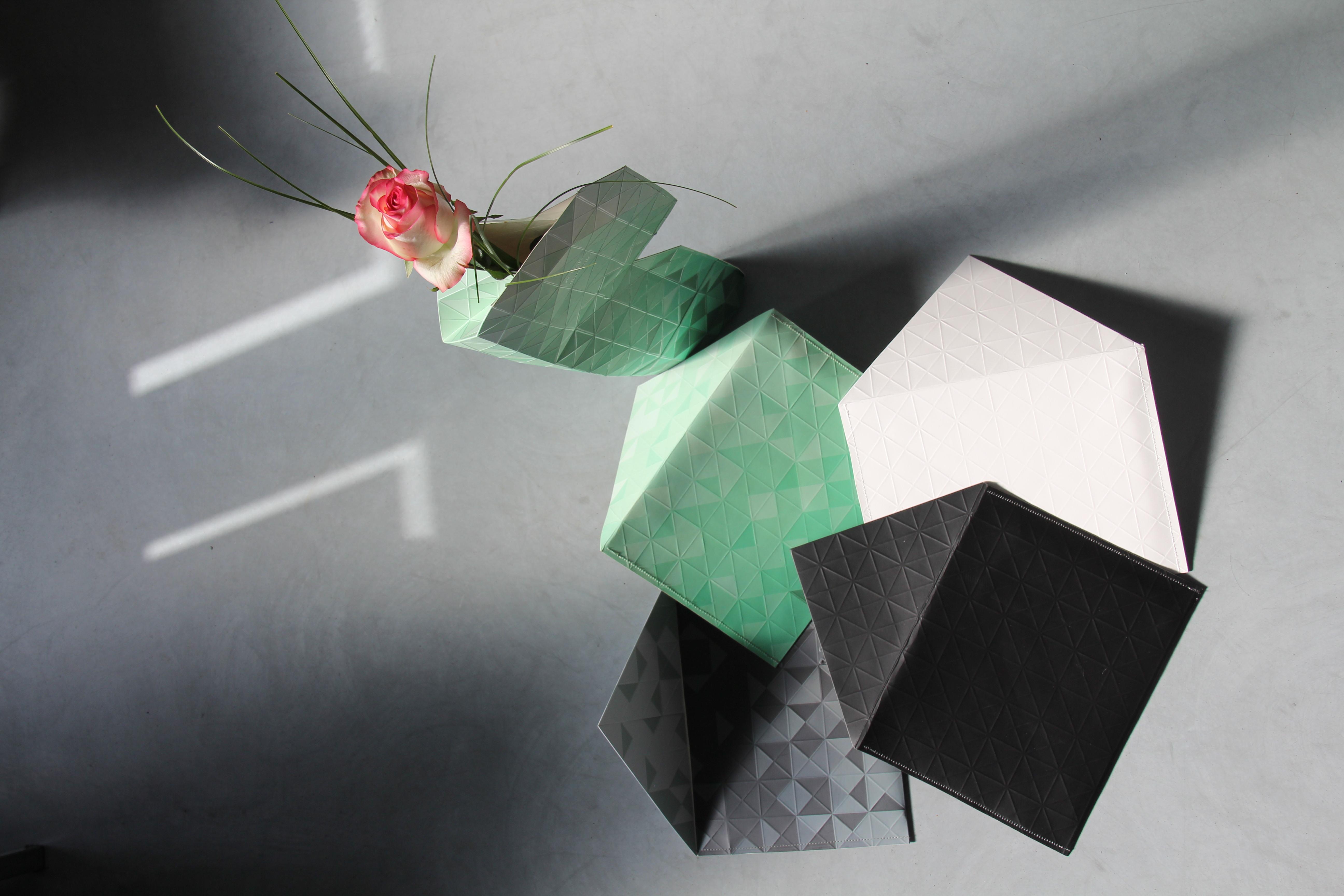 paper vase en cover