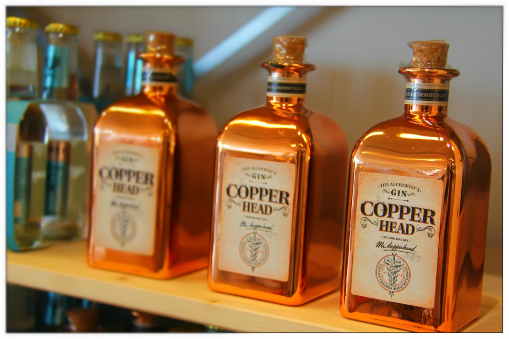 copper head gin@thelist