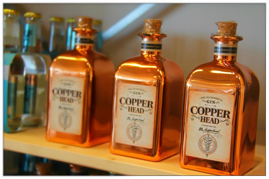 copper head gin@thelist