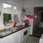 keuken beneden - lelijk