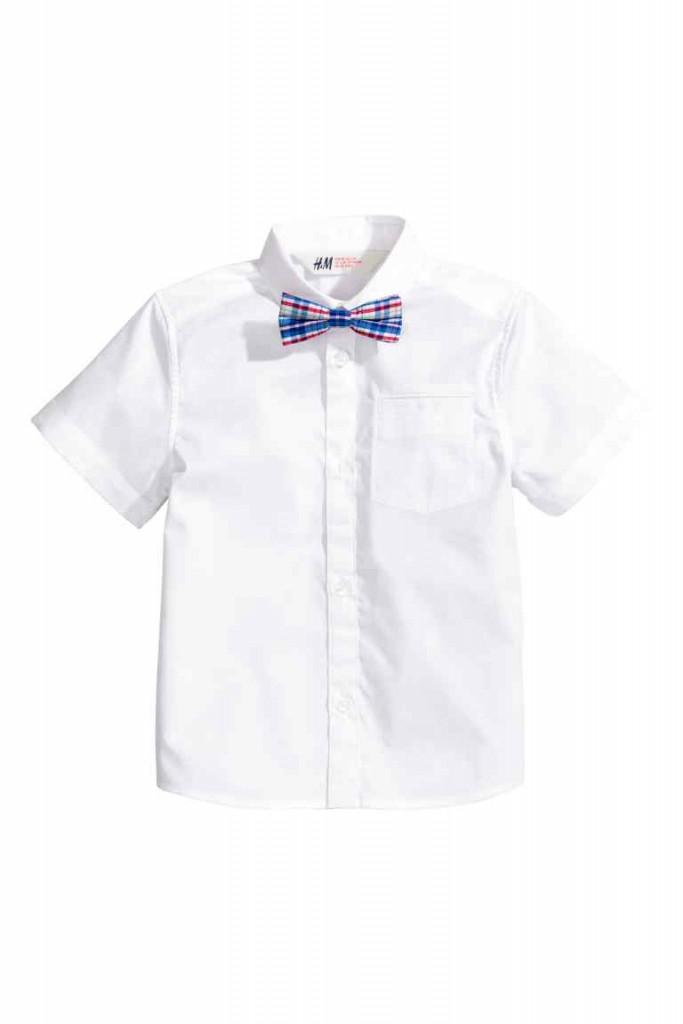 Katoenen hemd 12,99€